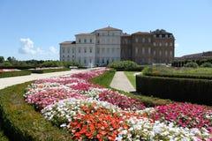 Garden - Reggia di Venaria Reale Royalty Free Stock Photography