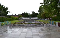 Garden of Remembrance, Dublin Royalty Free Stock Photos