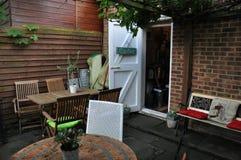 The garden room Stock Photo