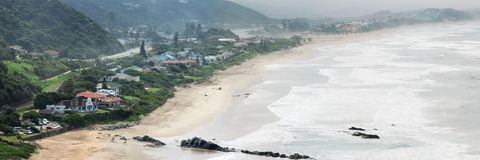 Garden route royalty free stock image