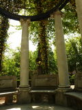 Garden of Royal Palace of Aranjuez. (Spain Stock Photos