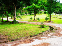 A garden Stock Images