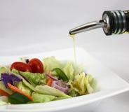 Garden salad Stock Image