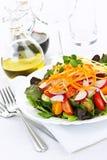 Garden salad Royalty Free Stock Image