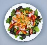 Garden salad Stock Images