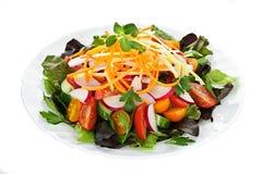 Garden salad Stock Photos