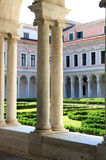 Garden of San Giorgio Monastery in Venice, Italy Royalty Free Stock Image