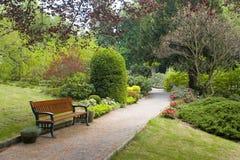 Garden scene Royalty Free Stock Image