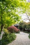Garden scenery Stock Photography