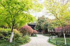 Garden scenery Stock Photo
