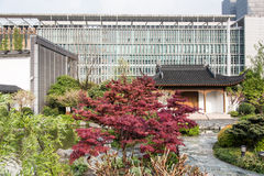 Garden scenery Royalty Free Stock Photography