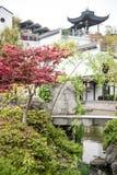 Garden scenery Stock Photos