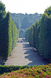 Garden of Schonbrunn Palace Royalty Free Stock Image
