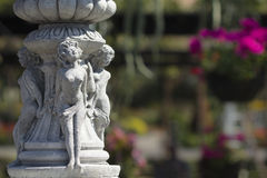 Garden Sculpture Stock Images