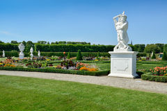 Herrenhausen Gardens landmark, Hannover, Germany Royalty Free Stock Photos