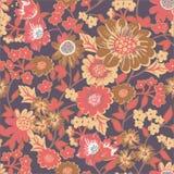 Garden seamless pattern Royalty Free Stock Photography
