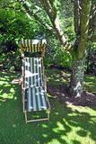 The garden seat Royalty Free Stock Photo