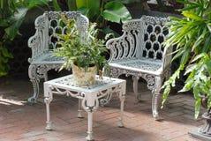 Free Garden Seating Royalty Free Stock Photos - 21673798