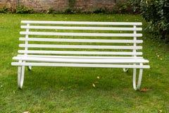 Garden seating Royalty Free Stock Photo