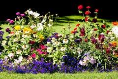 Garden, Segovia Province Royalty Free Stock Image