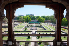 Garden of Shaniwar Wada Palace Royalty Free Stock Image