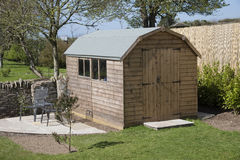 Free Garden Shed Royalty Free Stock Images - 53142949