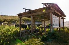 Garden shed Stock Photos