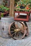 Garden shop Stock Photo
