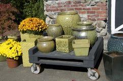 Garden shop Royalty Free Stock Photos
