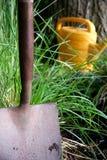 Garden shovel Royalty Free Stock Photo