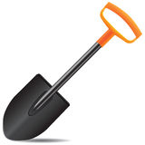Small garden shovel Stock Photos