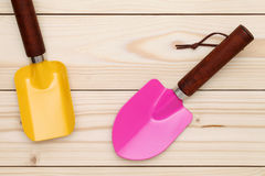 Garden shovel Royalty Free Stock Photography
