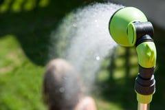 Garden shower Stock Photos
