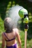 Garden shower Stock Image