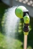Garden shower Royalty Free Stock Image