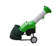 Garden shredder Royalty Free Stock Photography