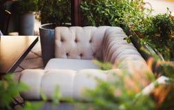 Garden Sofa Details