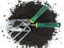 Garden Soil Stock Photography