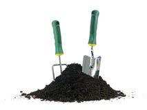 Garden Soil Stock Photos