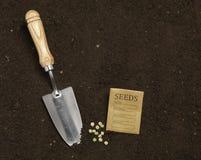 Garden Soil Royalty Free Stock Images