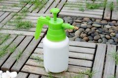 Garden sprayer Stock Images