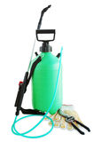 Garden sprayer Stock Images