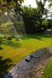 Garden sprinkler Royalty Free Stock Photography