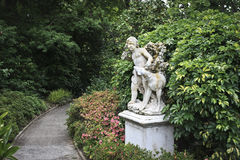 Garden Statue Royalty Free Stock Photo