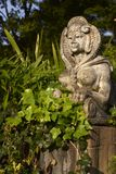 Garden Statue Stock Photography
