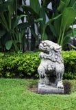 Garden statue Stock Photo