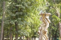 Garden Statue Royalty Free Stock Photos