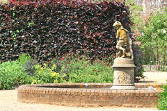 Garden Statue Royalty Free Stock Images