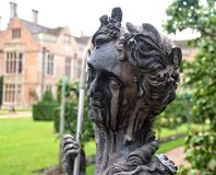 Garden Statue Royalty Free Stock Photos