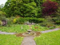 Garden in Stirling Stock Photos